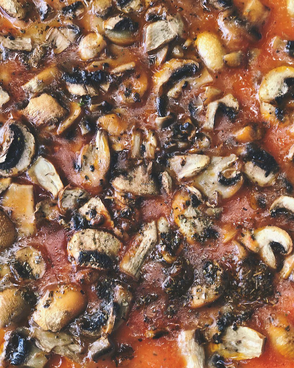 """Photo of Roma Ristorante Pizzeria  by <a href=""""/members/profile/Lilli_Boheme"""">Lilli_Boheme</a> <br/>Pizza Funghi <br/> March 31, 2018  - <a href='/contact/abuse/image/85367/378817'>Report</a>"""