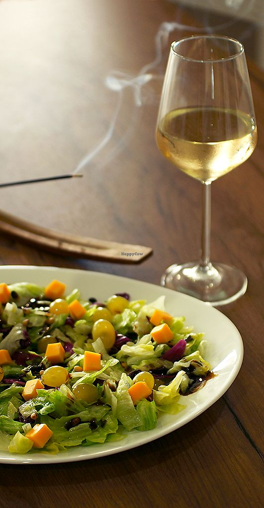 """Photo of Vege Joy  by <a href=""""/members/profile/vegejoy"""">vegejoy</a> <br/>Latin Salad <br/> October 18, 2017  - <a href='/contact/abuse/image/85373/316263'>Report</a>"""