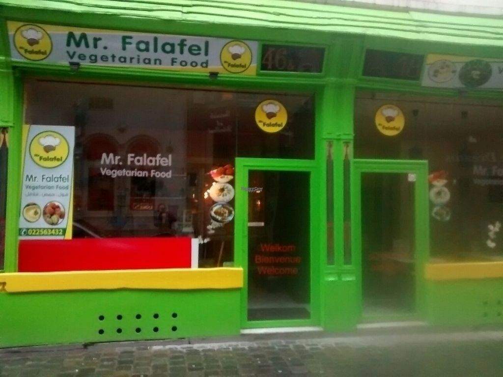 "Photo of CLOSED: Mr Falafel - Fourche  by <a href=""/members/profile/Cam"">Cam</a> <br/>outside <br/> January 11, 2017  - <a href='/contact/abuse/image/85391/210924'>Report</a>"