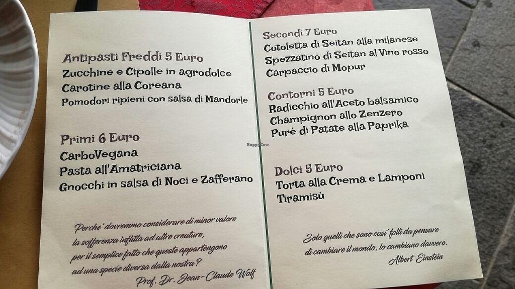 """Photo of Il Giardino del Sole  by <a href=""""/members/profile/AndreaPagani"""">AndreaPagani</a> <br/>menu di questo mese <br/> June 4, 2017  - <a href='/contact/abuse/image/85421/265816'>Report</a>"""