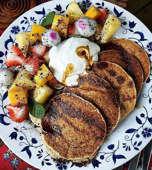 """Photo of Little Good Things  by <a href=""""/members/profile/CharityBosua"""">CharityBosua</a> <br/>Oatmeal Pancakes <br/> February 22, 2018  - <a href='/contact/abuse/image/85437/362422'>Report</a>"""
