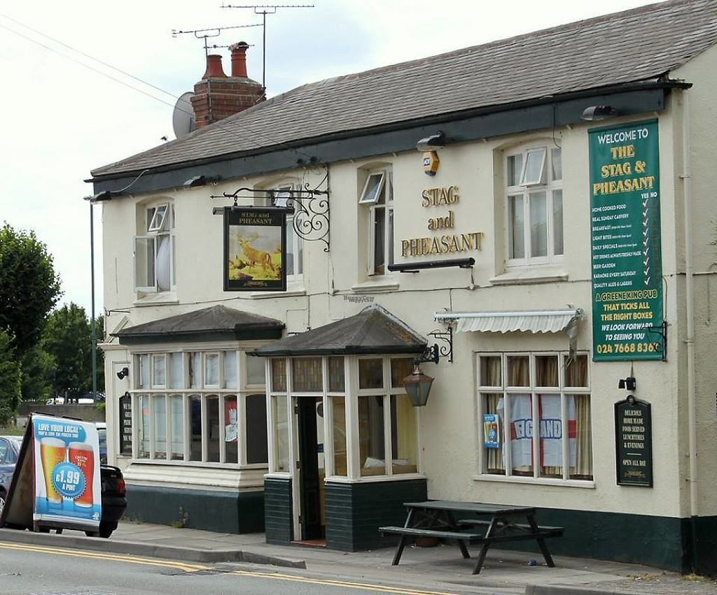 "Photo of The Stag & Pheasant  by <a href=""/members/profile/community"">community</a> <br/>The Stag & Pheasant <br/> January 12, 2017  - <a href='/contact/abuse/image/85459/211600'>Report</a>"