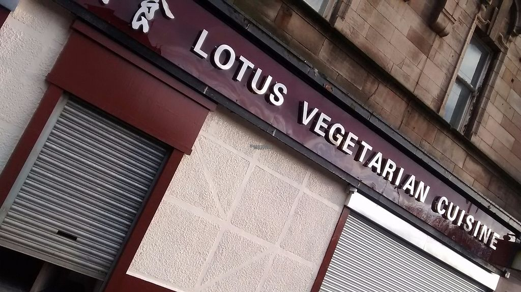 """Photo of Lotus Vegetarian Cuisine  by <a href=""""/members/profile/TrixieFirecracker"""">TrixieFirecracker</a> <br/>Restaurant front <br/> February 7, 2017  - <a href='/contact/abuse/image/85472/223868'>Report</a>"""