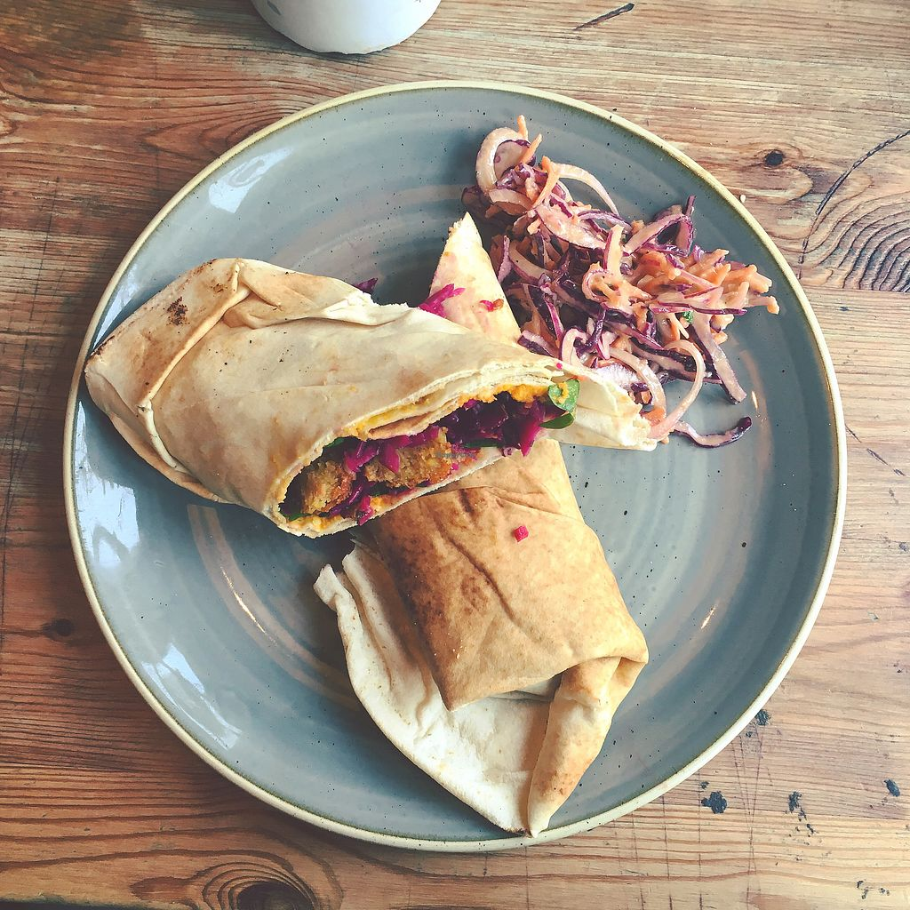 """Photo of Cordero Lounge  by <a href=""""/members/profile/ClareKnighton"""">ClareKnighton</a> <br/>More falafel goodness <br/> February 11, 2018  - <a href='/contact/abuse/image/85492/357769'>Report</a>"""