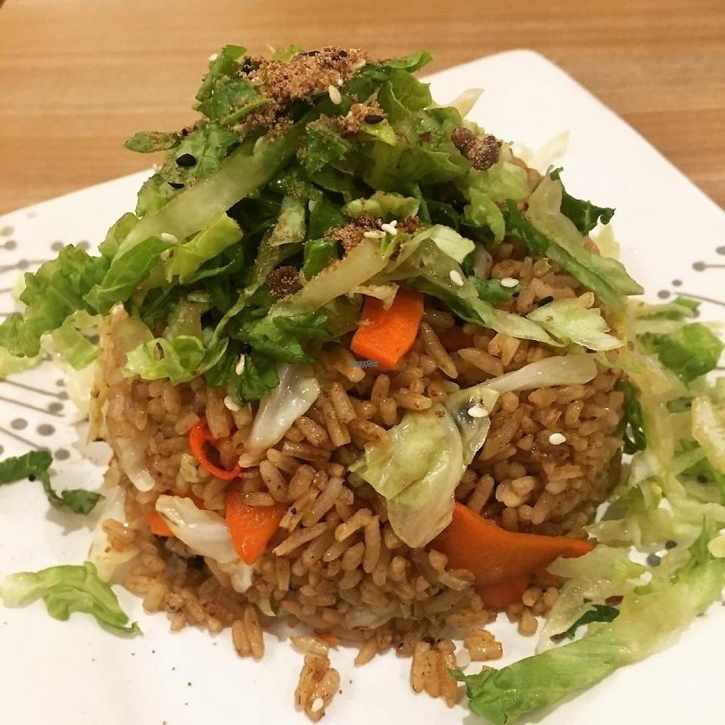 """Photo of Sushi Kitchen - Plaza Gurney  by <a href=""""/members/profile/janett"""">janett</a> <br/>Japanese Edamame Fried rice White rice - RM11.80 Brown rice - RM12.80 <br/> April 28, 2017  - <a href='/contact/abuse/image/85510/253329'>Report</a>"""
