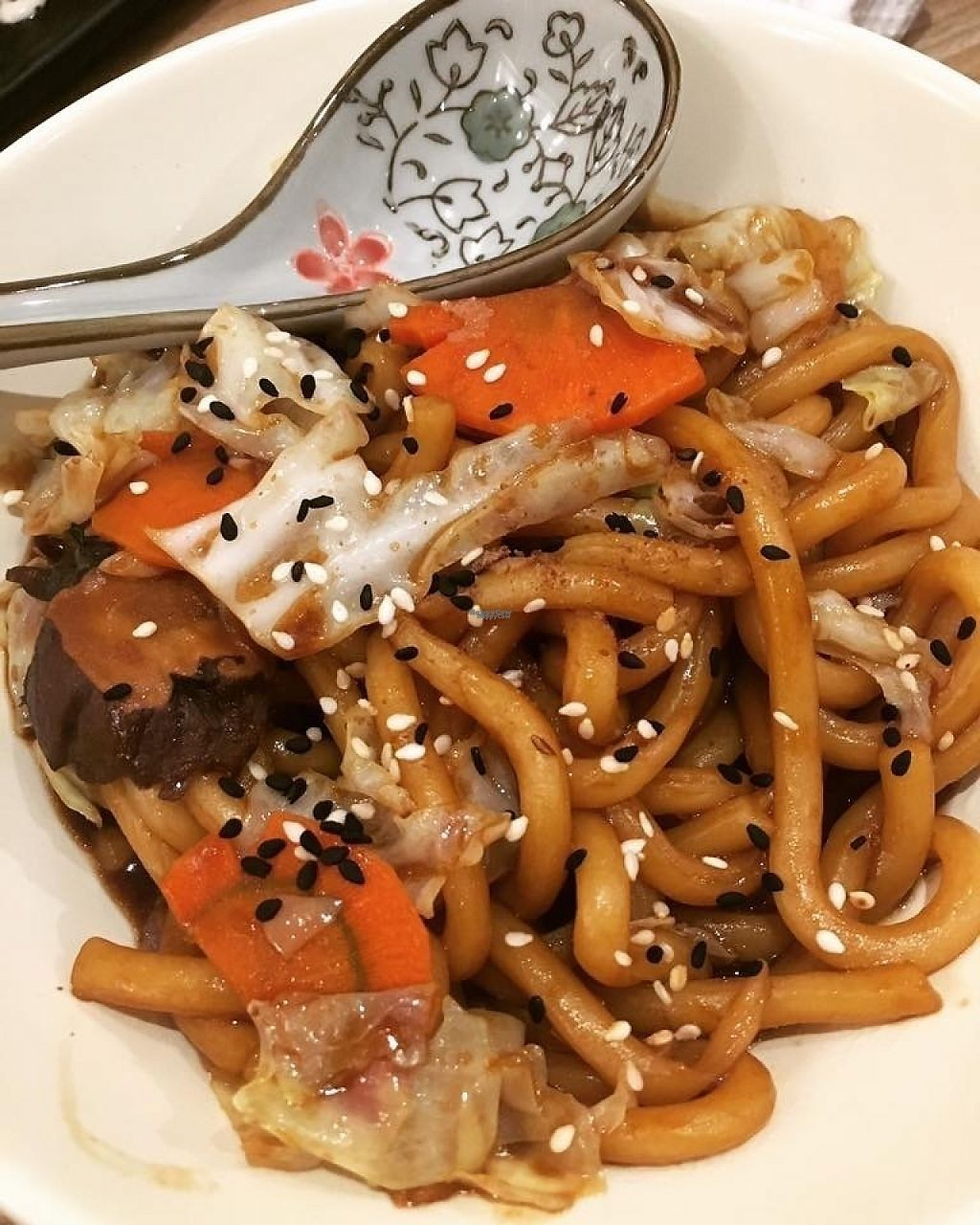 """Photo of Sushi Kitchen - Plaza Gurney  by <a href=""""/members/profile/janett"""">janett</a> <br/>Fried Udon RM7.80 <br/> April 28, 2017  - <a href='/contact/abuse/image/85510/253330'>Report</a>"""