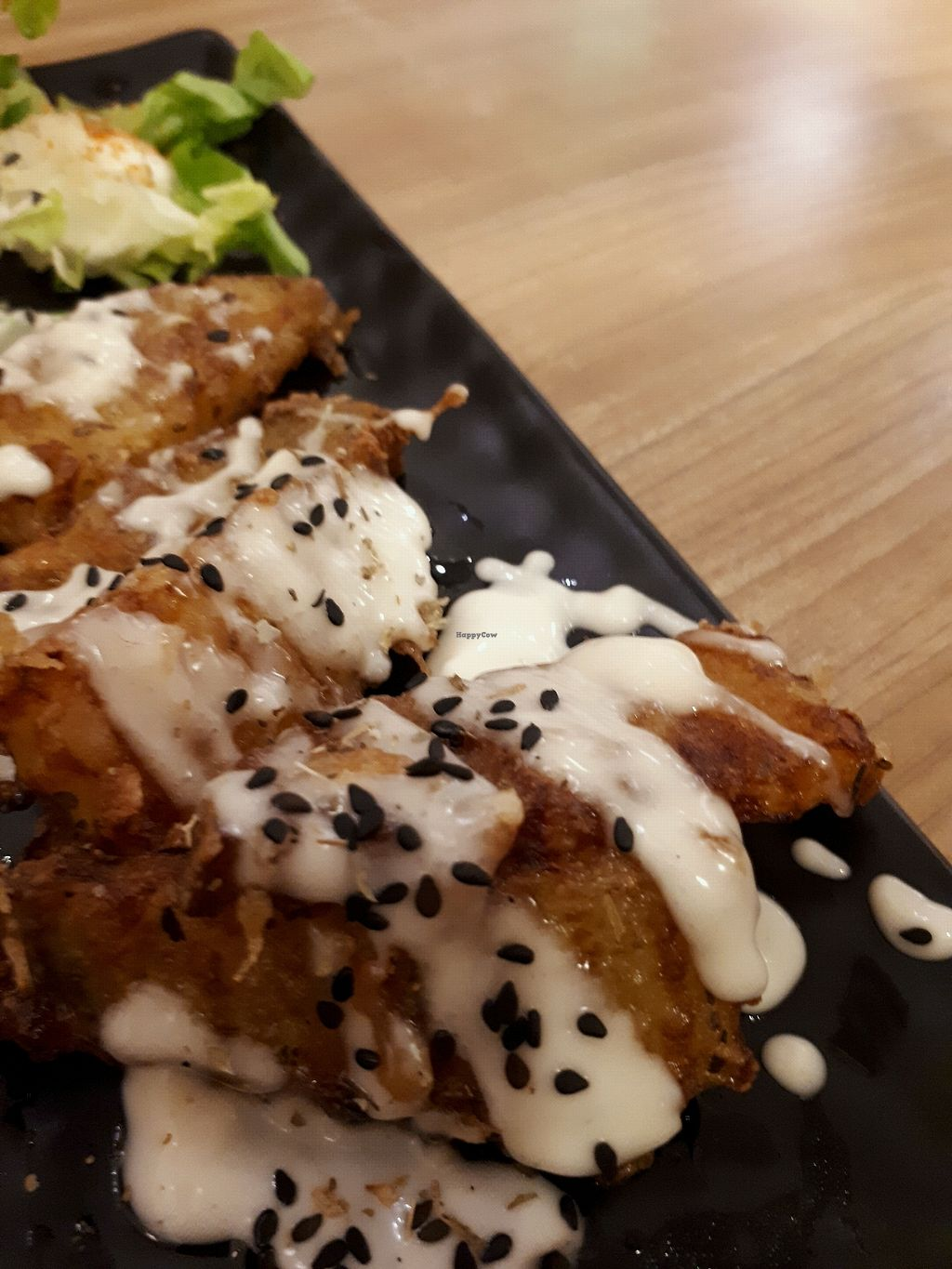"""Photo of Sushi Kitchen - Plaza Gurney  by <a href=""""/members/profile/healin"""">healin</a> <br/>Potato wedges <br/> October 30, 2017  - <a href='/contact/abuse/image/85510/320072'>Report</a>"""