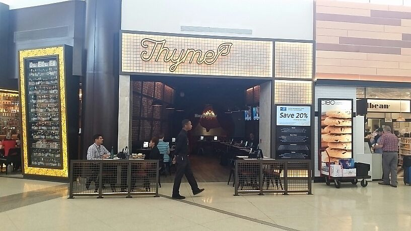 """Photo of Thyme - Airport  by <a href=""""/members/profile/eric"""">eric</a> <br/>outside <br/> June 12, 2017  - <a href='/contact/abuse/image/85522/268451'>Report</a>"""