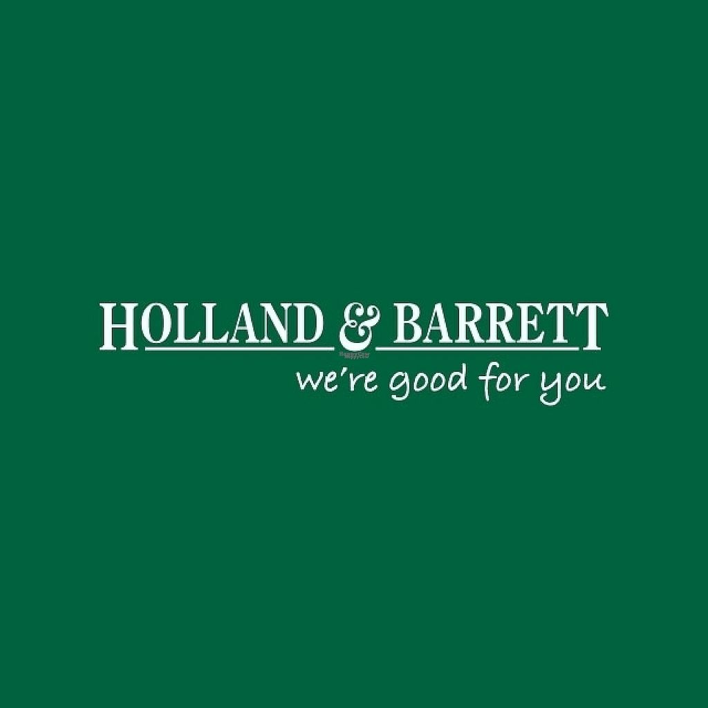"""Photo of Holland and Barrett  by <a href=""""/members/profile/community"""">community</a> <br/>Holland and Barrett <br/> January 21, 2017  - <a href='/contact/abuse/image/85526/213748'>Report</a>"""