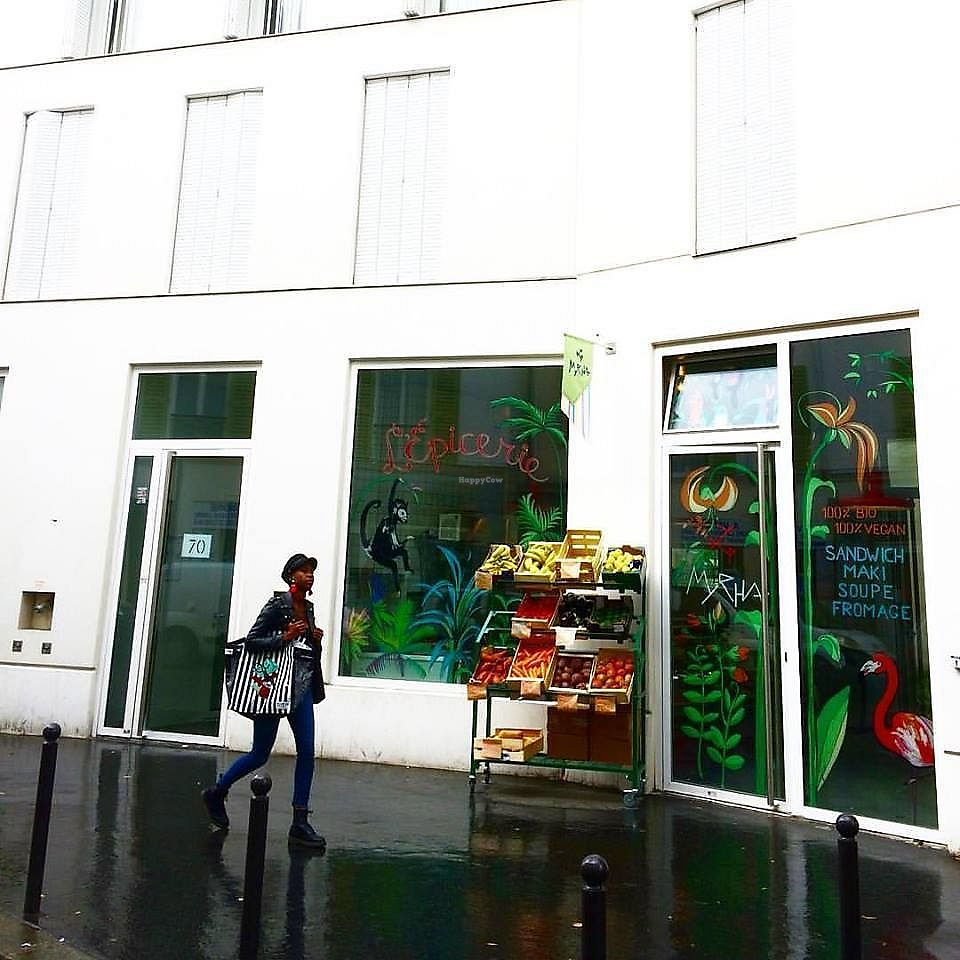 """Photo of Le Myrha  by <a href=""""/members/profile/aida82"""">aida82</a> <br/>Facade of the épicerie <br/> October 5, 2017  - <a href='/contact/abuse/image/85531/312013'>Report</a>"""