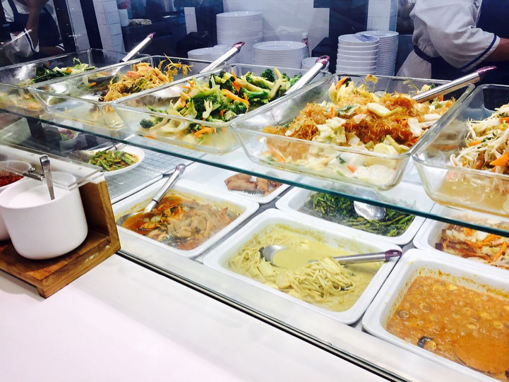 """Photo of CLOSED: Walee Vegetarian - Bluport Mall  by <a href=""""/members/profile/JekoBel"""">JekoBel</a> <br/>buffet <br/> January 22, 2017  - <a href='/contact/abuse/image/85546/214485'>Report</a>"""