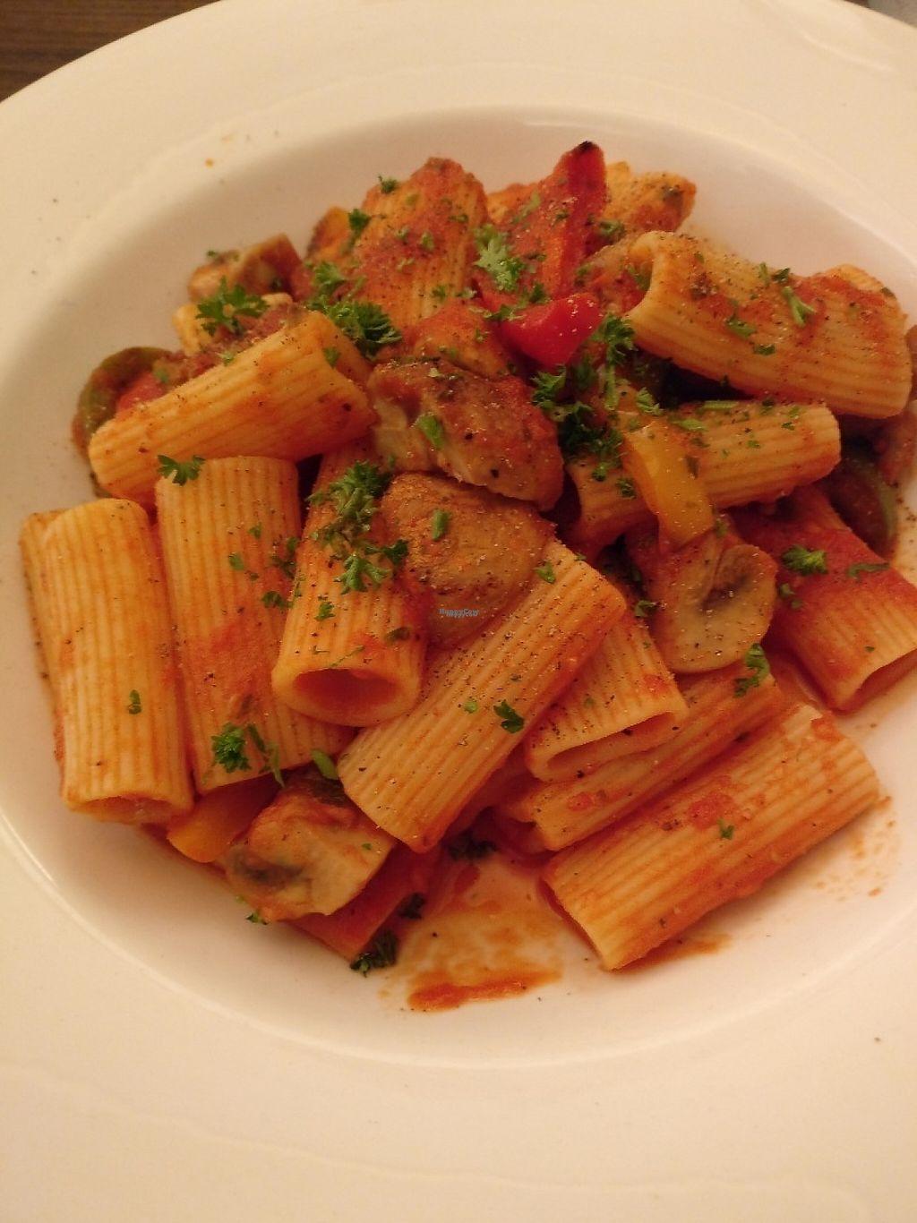 "Photo of Cardosi's  by <a href=""/members/profile/Agadooska"">Agadooska</a> <br/>Rigatoni in tomato sauce.  <br/> January 14, 2017  - <a href='/contact/abuse/image/85561/211970'>Report</a>"
