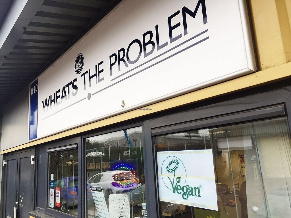 "Photo of Wheats the Problem  by <a href=""/members/profile/TARAMCDONALD"">TARAMCDONALD</a> <br/>exterior of shop <br/> December 3, 2017  - <a href='/contact/abuse/image/85576/331936'>Report</a>"