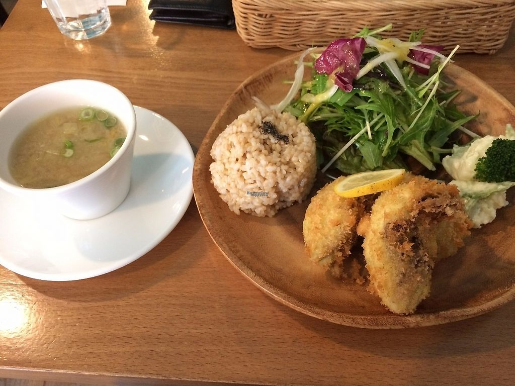 """Photo of Yidaki Cafe  by <a href=""""/members/profile/Taiki"""">Taiki</a> <br/>Special Plate <br/> March 3, 2017  - <a href='/contact/abuse/image/85605/232062'>Report</a>"""