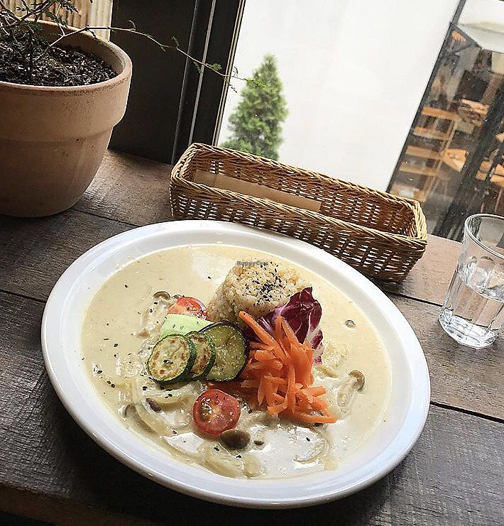 """Photo of Yidaki Cafe  by <a href=""""/members/profile/Keito26"""">Keito26</a> <br/>Thai Curry  <br/> September 25, 2017  - <a href='/contact/abuse/image/85605/308525'>Report</a>"""