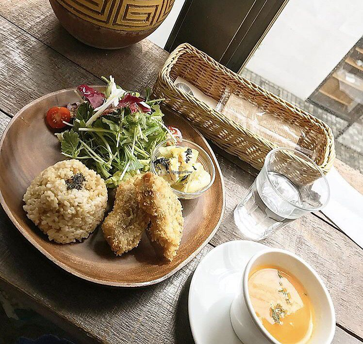 """Photo of Yidaki Cafe  by <a href=""""/members/profile/Keito26"""">Keito26</a> <br/>Kurumafu Lunch  <br/> September 25, 2017  - <a href='/contact/abuse/image/85605/308526'>Report</a>"""