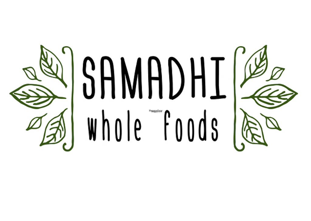 """Photo of Samadhi Whole Foods  by <a href=""""/members/profile/OliverBoudib"""">OliverBoudib</a> <br/>logo <br/> January 17, 2017  - <a href='/contact/abuse/image/85607/212610'>Report</a>"""