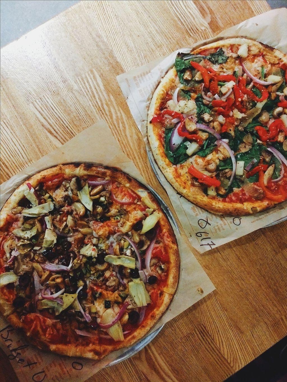 "Photo of Blaze Pizza  by <a href=""/members/profile/BridgetLove"">BridgetLove</a> <br/>yummy <br/> March 26, 2018  - <a href='/contact/abuse/image/85624/376124'>Report</a>"