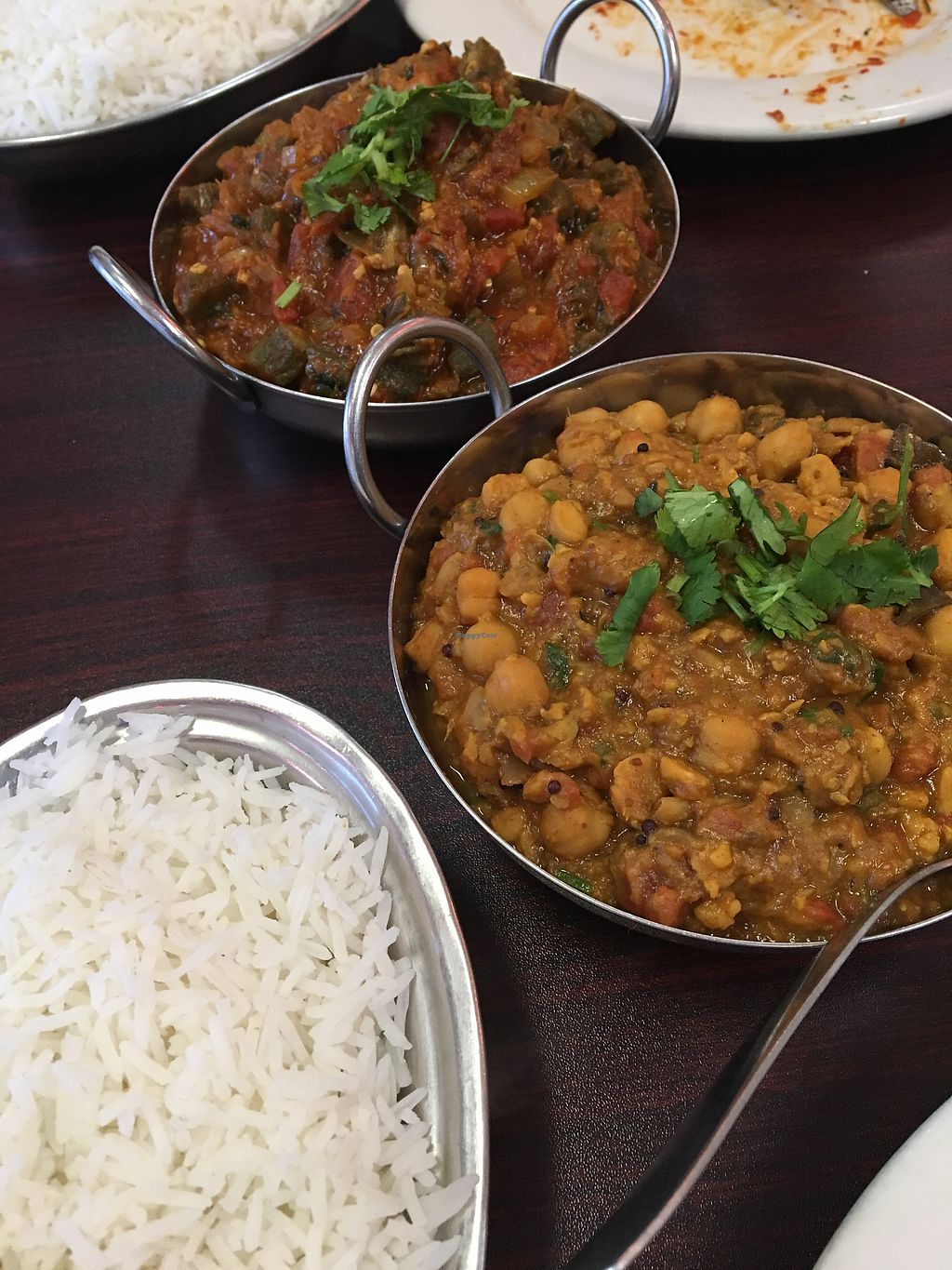 "Photo of Himalayan Nepali Cousine  by <a href=""/members/profile/EmilySuttonTaylor"">EmilySuttonTaylor</a> <br/>Nepali Style Chana Masala <br/> September 8, 2017  - <a href='/contact/abuse/image/85643/301900'>Report</a>"