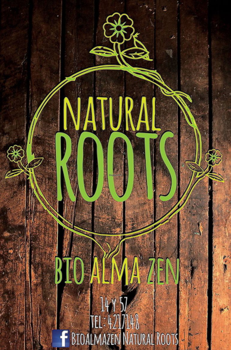 """Photo of Natural Roots  by <a href=""""/members/profile/missLape"""">missLape</a> <br/>logo <br/> January 16, 2017  - <a href='/contact/abuse/image/85663/287409'>Report</a>"""