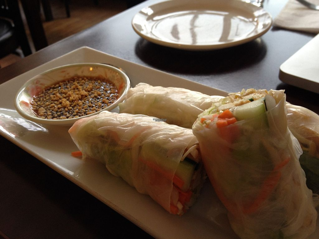 """Photo of Tamayo's  by <a href=""""/members/profile/NorthFalke"""">NorthFalke</a> <br/>Tofu fresh roll <br/> January 18, 2017  - <a href='/contact/abuse/image/85683/213089'>Report</a>"""