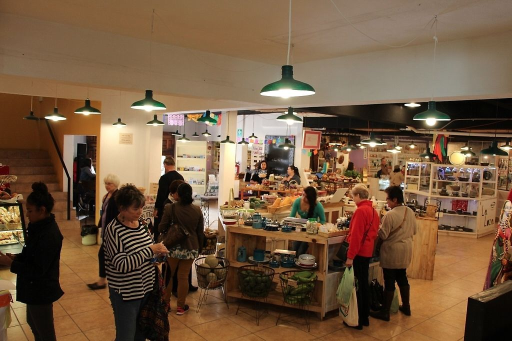 """Photo of Mercardo SANO  by <a href=""""/members/profile/MercadoSANO"""">MercadoSANO</a> <br/>Downstairs market includes a healthy beauty and wellness section, cafes, breakfast bars, artisan pastries and a tea house <br/> January 19, 2017  - <a href='/contact/abuse/image/85717/213181'>Report</a>"""
