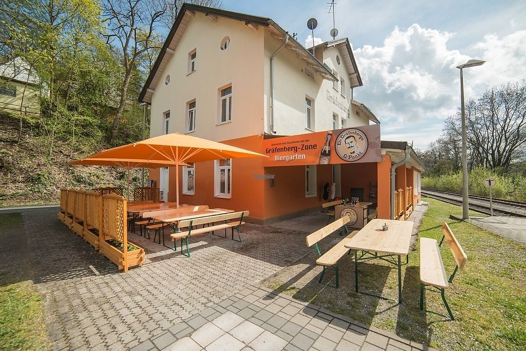 """Photo of Graefenberg-Zone  by <a href=""""/members/profile/PfefferminziaLangstr"""">PfefferminziaLangstr</a> <br/>Our beergarden <br/> January 20, 2017  - <a href='/contact/abuse/image/85798/213702'>Report</a>"""