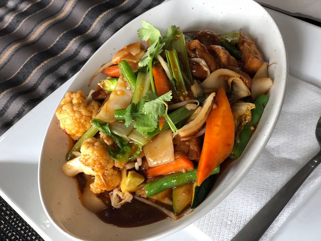 "Photo of Mr Soy Boy  by <a href=""/members/profile/Plantbasedlife"">Plantbasedlife</a> <br/>Chilli tofu <br/> March 2, 2018  - <a href='/contact/abuse/image/85804/365642'>Report</a>"
