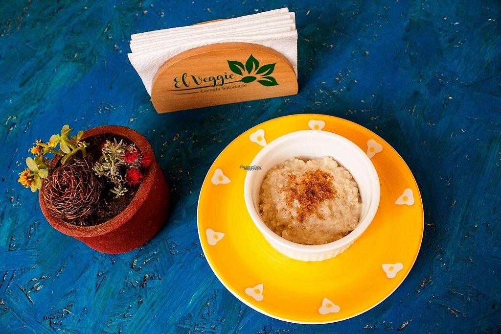 """Photo of El Veggie  by <a href=""""/members/profile/Luppy"""">Luppy</a> <br/>Menú del día: Postre <br/> January 22, 2017  - <a href='/contact/abuse/image/85819/214506'>Report</a>"""