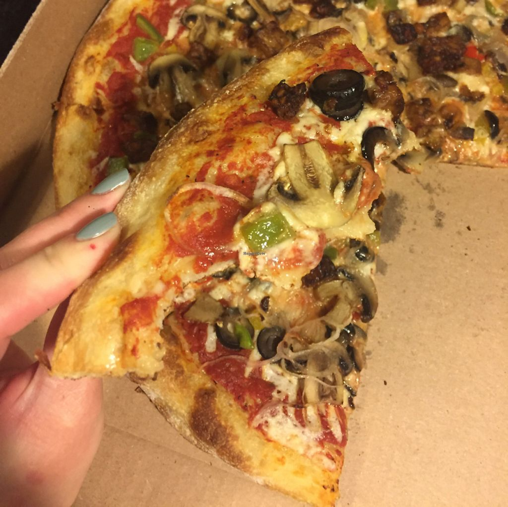 """Photo of Li'l Nonna's - Food Truck  by <a href=""""/members/profile/Veganmeower"""">Veganmeower</a> <br/>supreme <br/> May 21, 2017  - <a href='/contact/abuse/image/85830/260779'>Report</a>"""