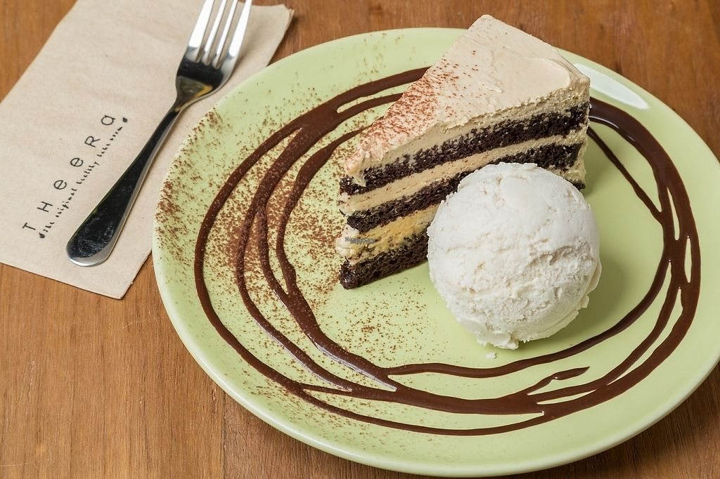 """Photo of Steps with Theera  by <a href=""""/members/profile/MaxSimpson"""">MaxSimpson</a> <br/>Vegan Peanut butter chocolate cake  <br/> January 22, 2017  - <a href='/contact/abuse/image/85845/214424'>Report</a>"""