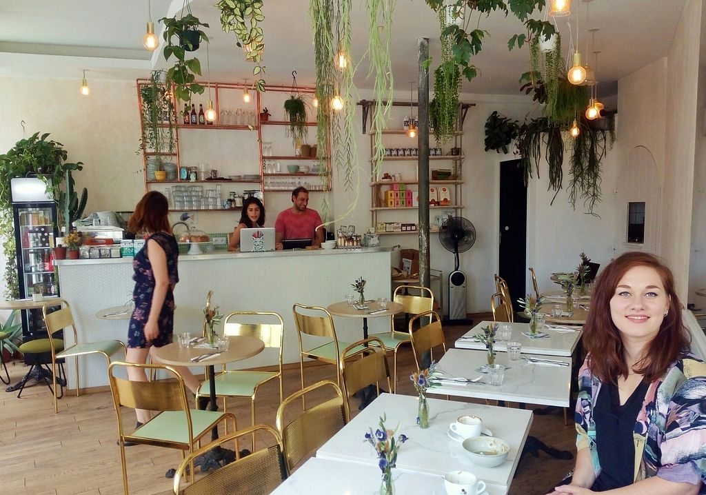 """Photo of L'Abattoir Vegetal  by <a href=""""/members/profile/zinab"""">zinab</a> <br/>beautiful bistro! <br/> July 12, 2017  - <a href='/contact/abuse/image/85847/279442'>Report</a>"""