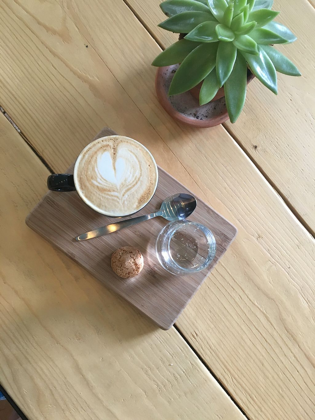 "Photo of Piccolo  by <a href=""/members/profile/enjoyat"">enjoyat</a> <br/>Coffee time with oat milk <br/> January 22, 2017  - <a href='/contact/abuse/image/85878/214883'>Report</a>"