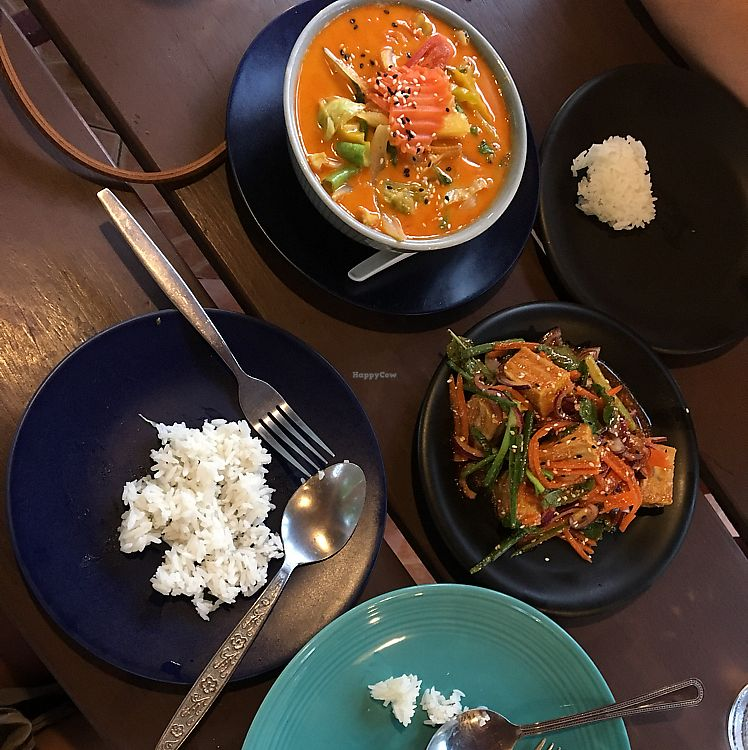 """Photo of CLOSED: Cuckoo's Nest  by <a href=""""/members/profile/BronwenFielding-Trip"""">BronwenFielding-Trip</a> <br/>vegan: red curry, tofu <br/> March 7, 2018  - <a href='/contact/abuse/image/85910/367707'>Report</a>"""
