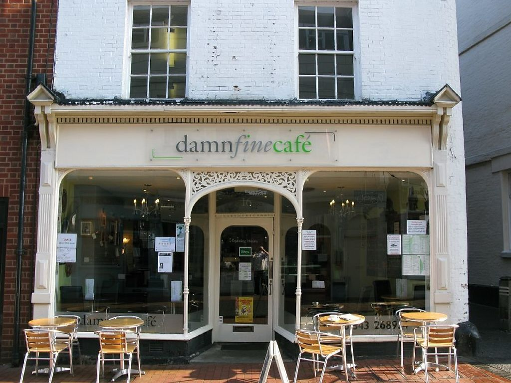 """Photo of Damn Fine Cafe  by <a href=""""/members/profile/community"""">community</a> <br/>Damn Fine Cafe <br/> January 22, 2017  - <a href='/contact/abuse/image/85917/214696'>Report</a>"""