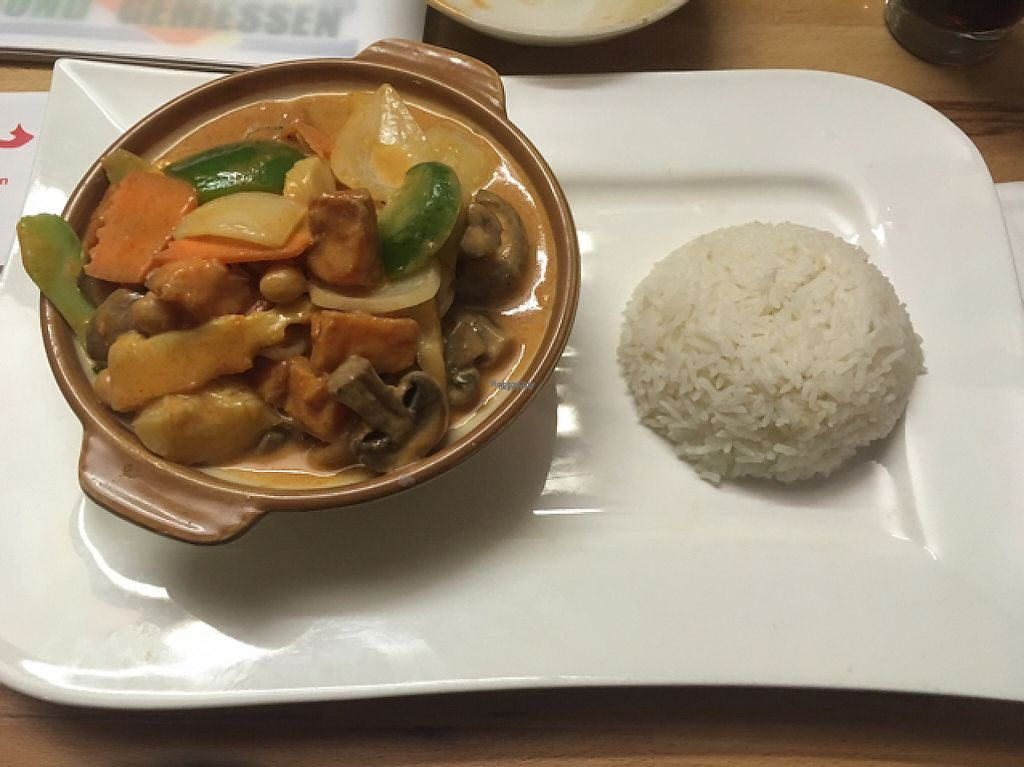 """Photo of Thai Thai  by <a href=""""/members/profile/Misanthropia"""">Misanthropia</a> <br/>chickpea and sweetpotatoe curry <br/> January 24, 2017  - <a href='/contact/abuse/image/85923/216561'>Report</a>"""