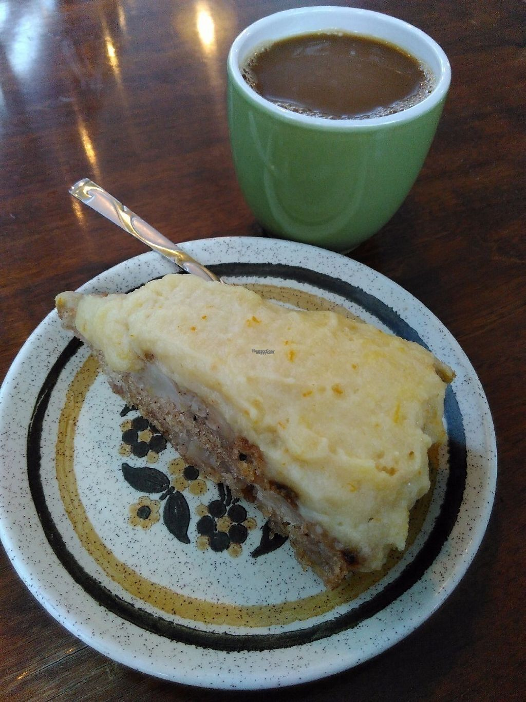 """Photo of Lipterin  by <a href=""""/members/profile/Lapa"""">Lapa</a> <br/>Vegan apple cake and coffey <br/> February 10, 2017  - <a href='/contact/abuse/image/85961/224956'>Report</a>"""