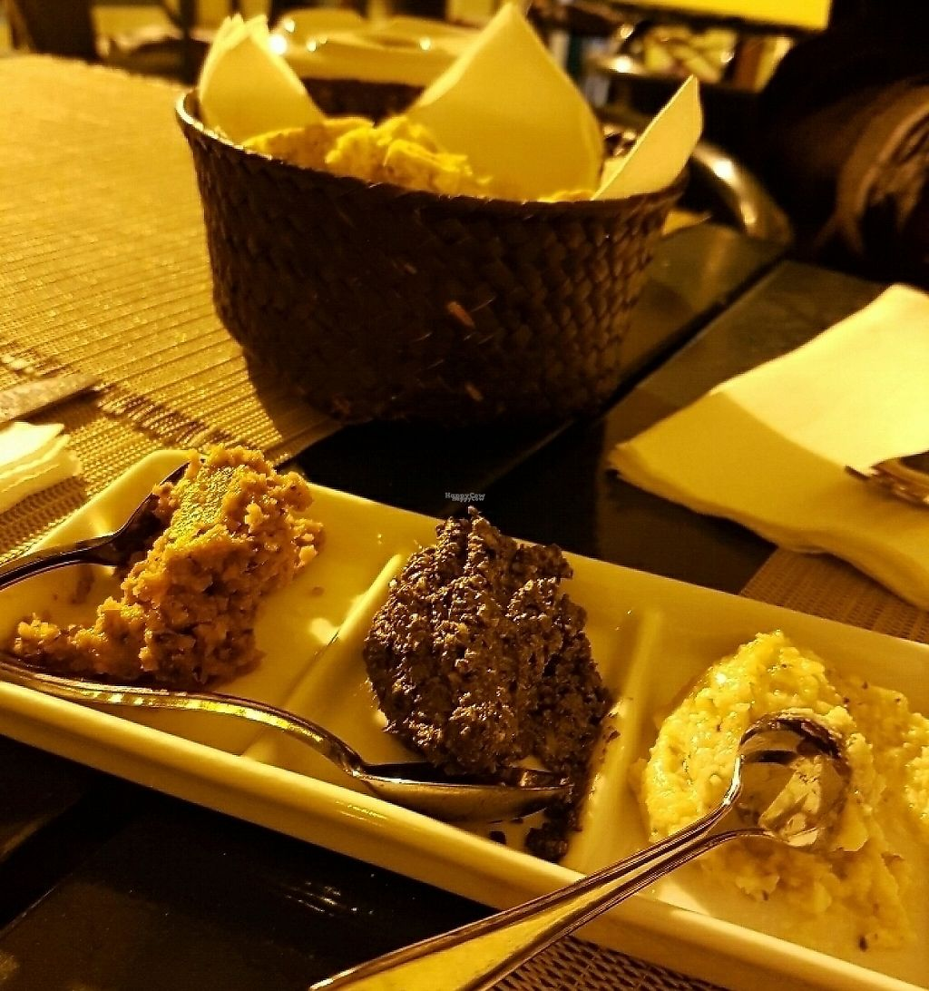 """Photo of Organi Chiado  by <a href=""""/members/profile/M%C3%BCllerb%C3%A6"""">Müllerbæ</a> <br/>Delicious starters <br/> March 16, 2017  - <a href='/contact/abuse/image/85979/241268'>Report</a>"""