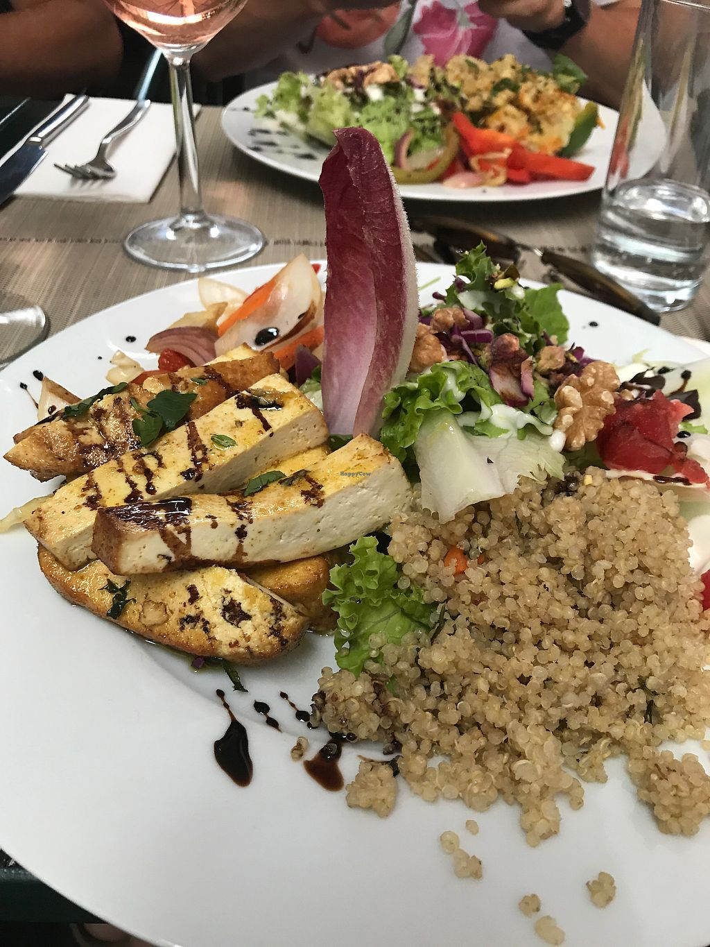 """Photo of Organi Chiado  by <a href=""""/members/profile/Marlous"""">Marlous</a> <br/>tofu meal of the day <br/> July 13, 2017  - <a href='/contact/abuse/image/85979/279995'>Report</a>"""