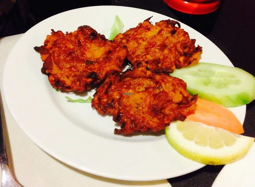 """Photo of Bombay Spice  by <a href=""""/members/profile/NRSiddiqui"""">NRSiddiqui</a> <br/>Onion Bhaji <br/> January 27, 2017  - <a href='/contact/abuse/image/85994/217878'>Report</a>"""