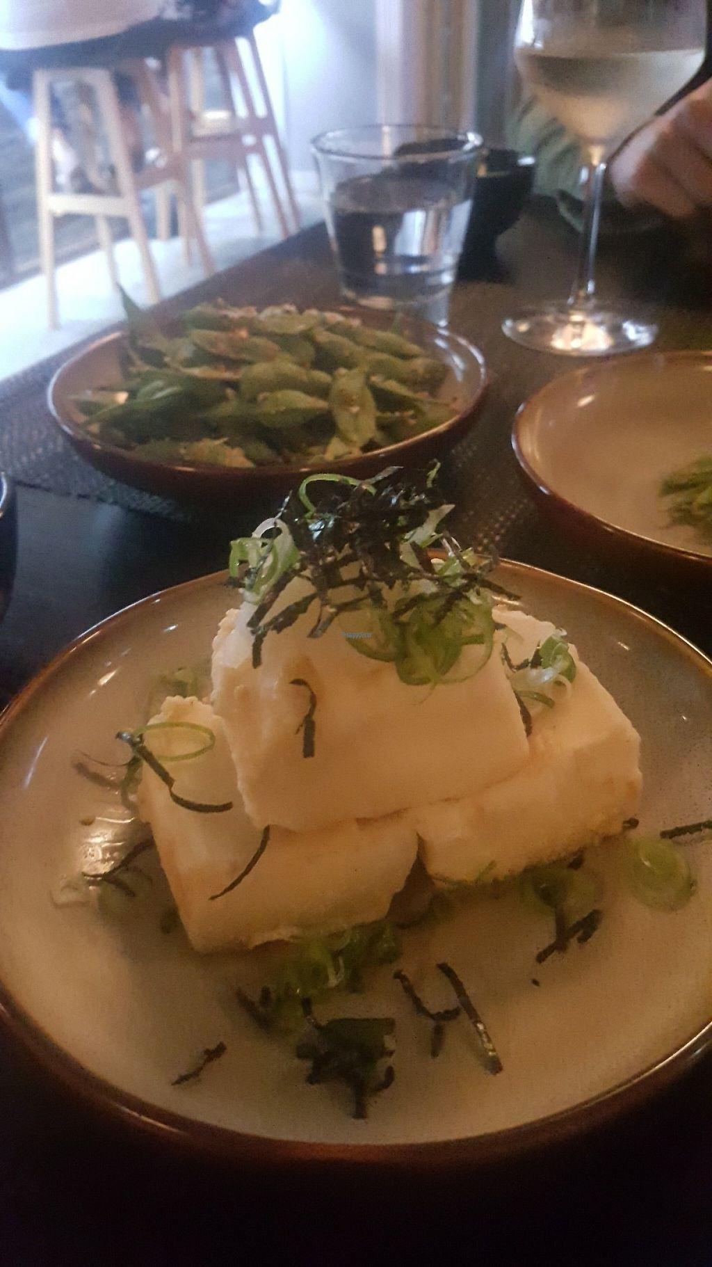 "Photo of Kanpai Japanese Restaurant  by <a href=""/members/profile/GenevieveMareeHartne"">GenevieveMareeHartne</a> <br/>Deep fried tofu, edamame <br/> January 25, 2017  - <a href='/contact/abuse/image/86020/216646'>Report</a>"