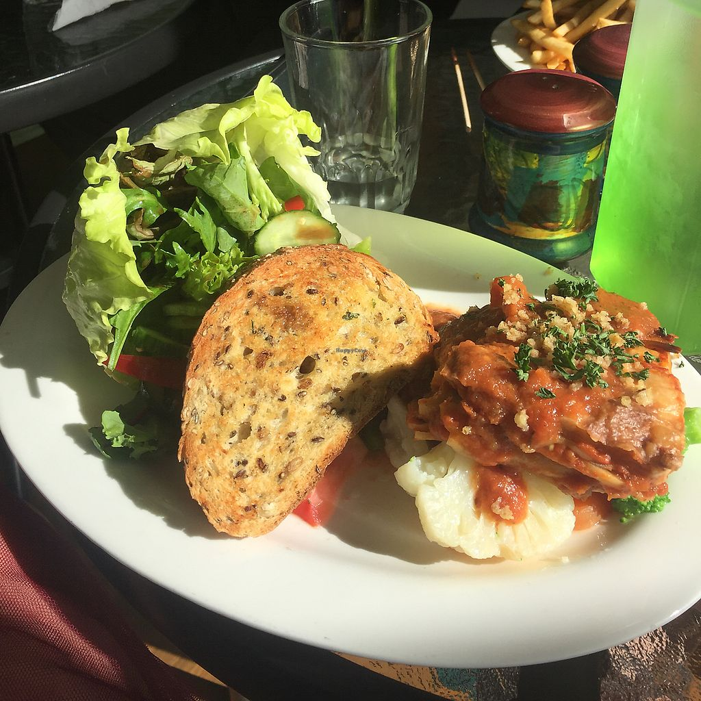 """Photo of The Jolly Pig   by <a href=""""/members/profile/dfc44"""">dfc44</a> <br/>Lasagne  <br/> July 15, 2017  - <a href='/contact/abuse/image/86030/280512'>Report</a>"""