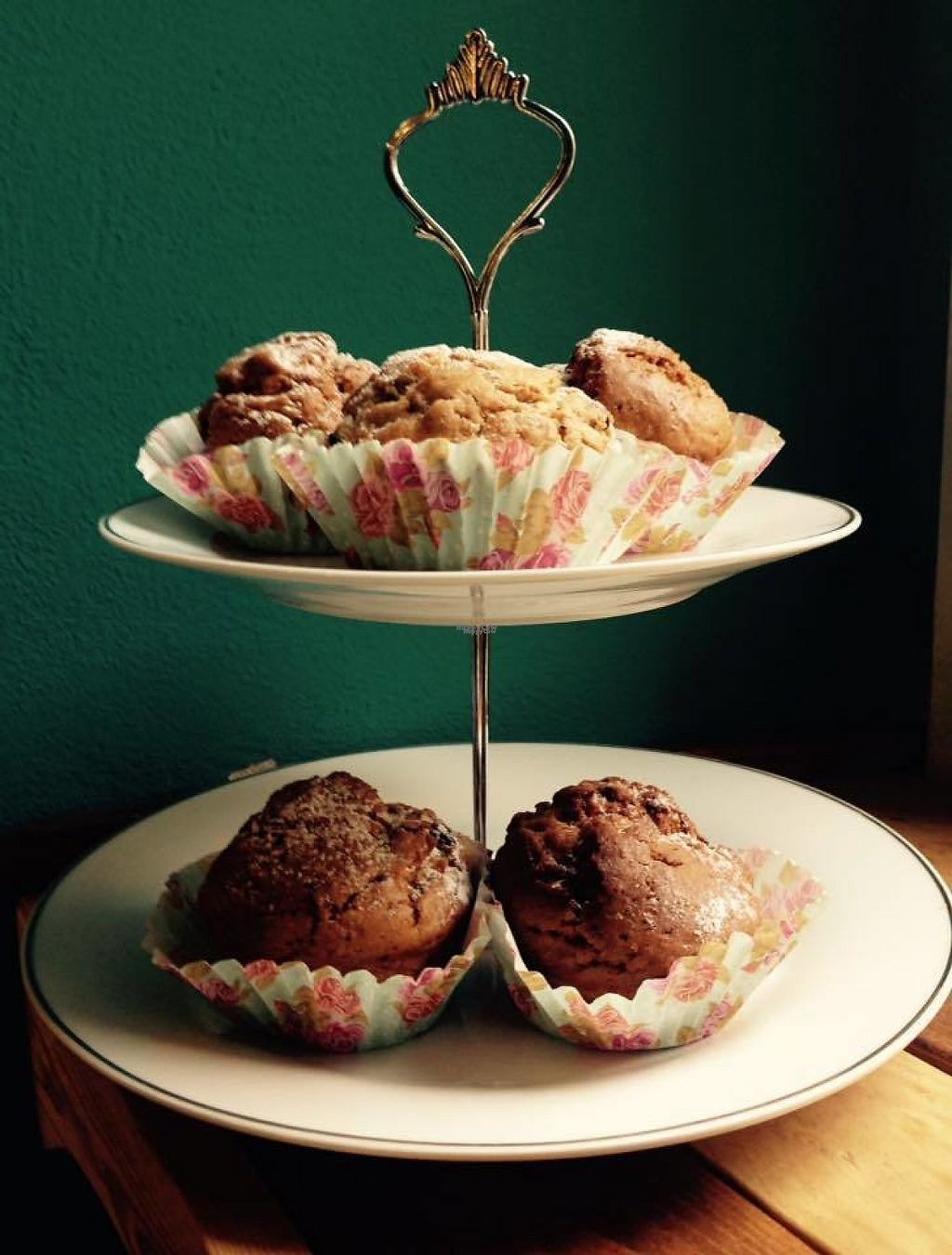 """Photo of La bottega di Kemi  by <a href=""""/members/profile/community"""">community</a> <br/>Vegan blueberry muffins <br/> January 25, 2017  - <a href='/contact/abuse/image/86036/216752'>Report</a>"""