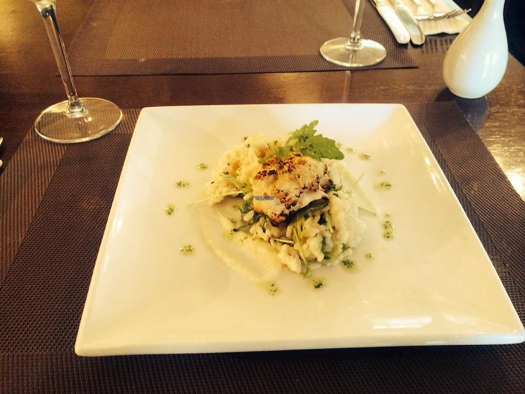 """Photo of The Three Locks  by <a href=""""/members/profile/community"""">community</a> <br/>Vegan Cauliflower Risotto <br/> January 26, 2017  - <a href='/contact/abuse/image/86043/216923'>Report</a>"""