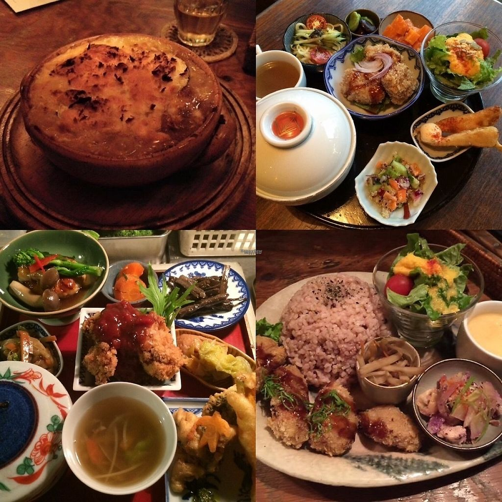 """Photo of Natural Food Village  by <a href=""""/members/profile/ziva"""">ziva</a> <br/>nice oven doria many food <br/> January 26, 2017  - <a href='/contact/abuse/image/86049/216974'>Report</a>"""