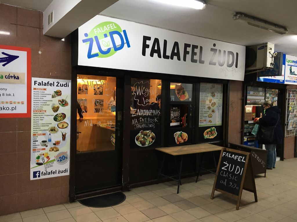 "Photo of Falafel Zudi  by <a href=""/members/profile/hack_man"">hack_man</a> <br/>outside  <br/> March 15, 2017  - <a href='/contact/abuse/image/86051/236905'>Report</a>"