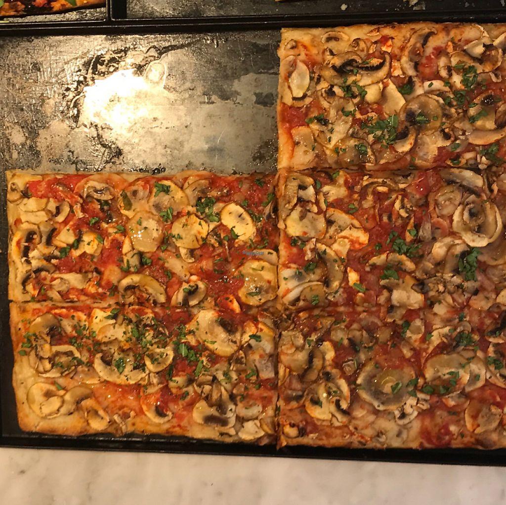 "Photo of Romana Pizza  by <a href=""/members/profile/YohanaGenova"">YohanaGenova</a> <br/>mushroom and herbs <br/> February 28, 2017  - <a href='/contact/abuse/image/86124/241274'>Report</a>"