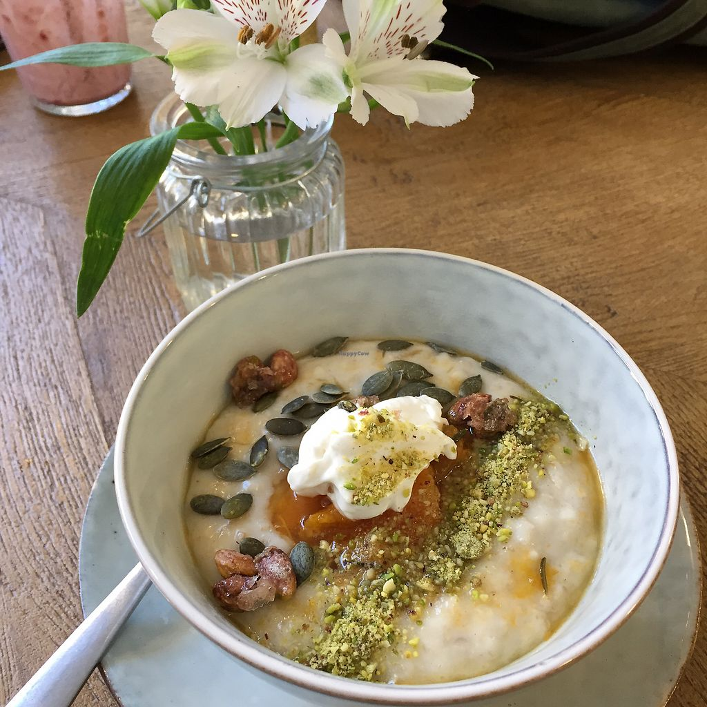 """Photo of Brochan  by <a href=""""/members/profile/koringal"""">koringal</a> <br/>Rosemary apricot porridge  <br/> October 6, 2017  - <a href='/contact/abuse/image/86136/312302'>Report</a>"""