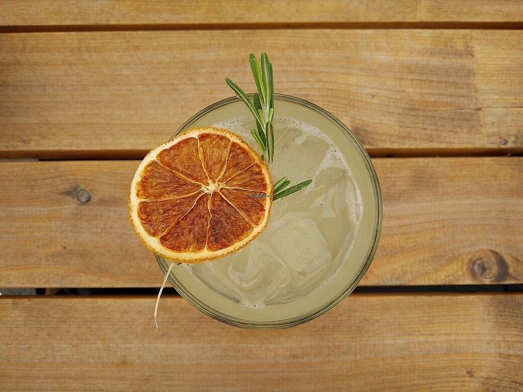"Photo of Langosch am Main  by <a href=""/members/profile/martinicontomate"">martinicontomate</a> <br/>homemade lemonade with blood orange and rosemary <br/> June 17, 2017  - <a href='/contact/abuse/image/86172/270158'>Report</a>"