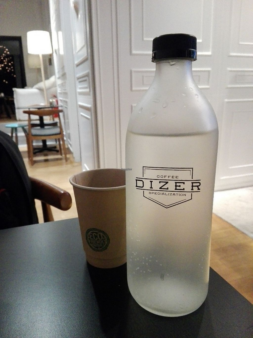 "Photo of Dizer Coffee Specialization  by <a href=""/members/profile/ElisaGR"">ElisaGR</a> <br/>Zero waste - Water bottle